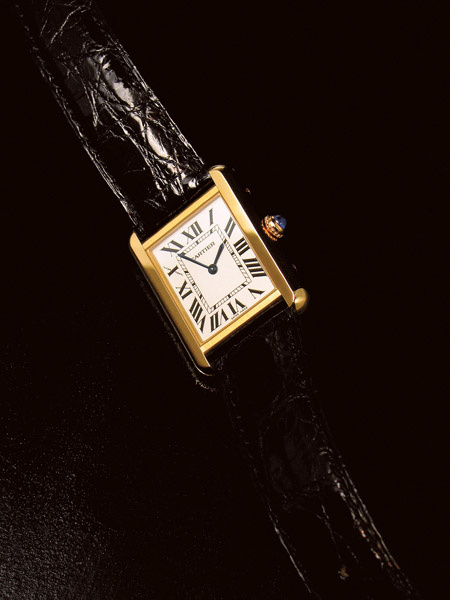 Cartier Wristwatch