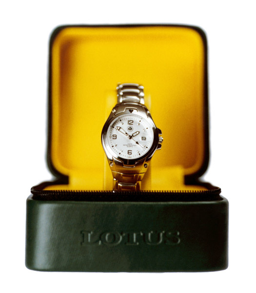 Lotus Wrist Watch