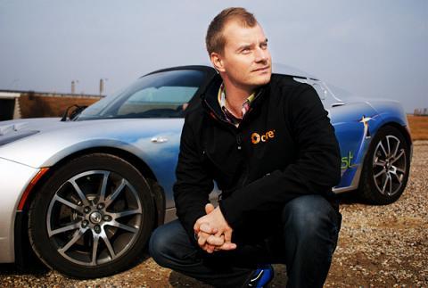 Tesla Casper Elgaard Miklas Njor