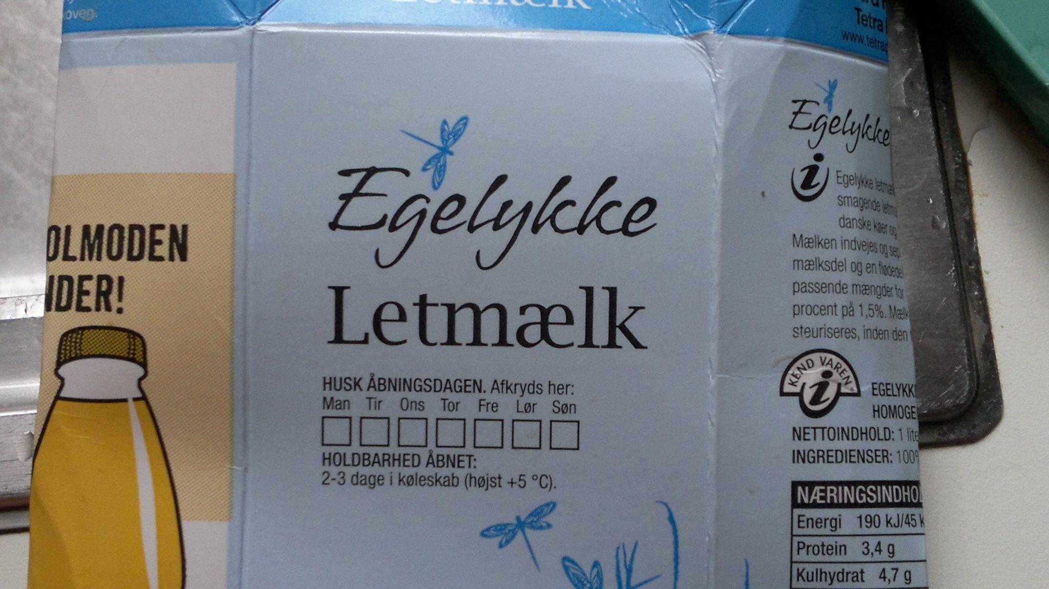 milk carton date open checklist